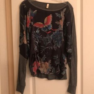 Tiny brand top from Anthropologie size medium